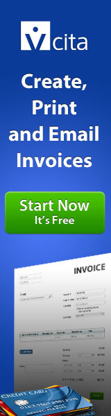 Create, Print and Email Invoices